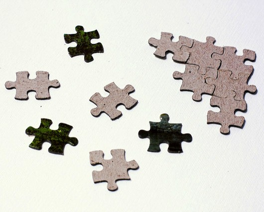 Detoxification is like a Life Jigsaw